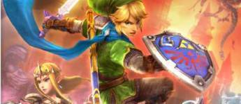 Article title about Hyrule Warriors