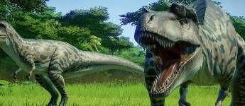 Article sur Jurassic World Evolution