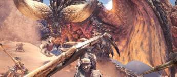 Article sur MONSTER HUNTER: WORLD