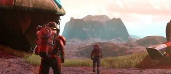 Article sur No Mans Sky
