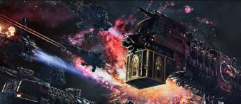 Article sur Battlefleet Gothic Armada