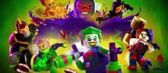Article title about LEGO DC Super-Villains