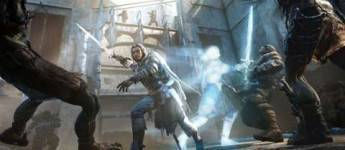 Article title about Middle Earth Shadow of Mordor