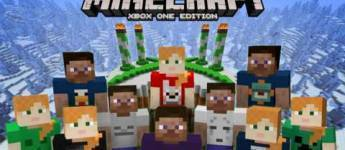Article title about MINECRAFT