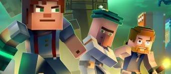 Article sur Minecraft Story Mode