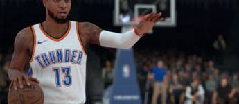 Article title about NBA 2K18