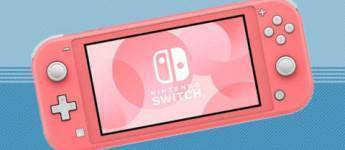 Article title about Nintendo Switch Lite