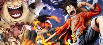 Article title about ONE PIECE: PIRATE WARRIORS 4