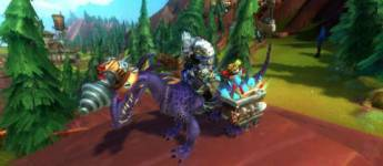 Article title about Wildstar