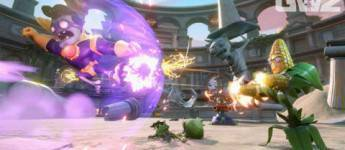 Article title about Plants vs Zombies: Garden Warfare