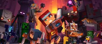 Article sur Minecraft Dungeons