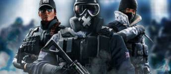 Article title about Rainbow Six Siege