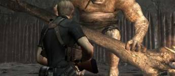 Article title about Resident Evil 4