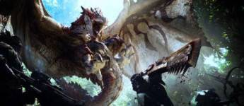 Article title about MONSTER HUNTER: WORLD