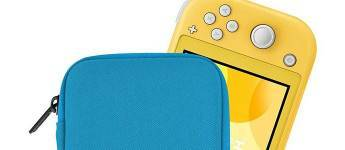 Article sur Nintendo Switch Lite