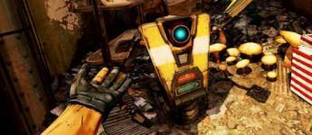 Article title about Borderlands 2