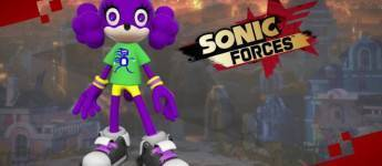 Article title about SONIC FORCES