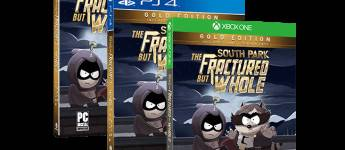 Article title about South Park The Fractured but Whole