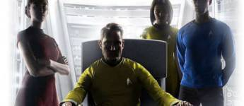 Article title about Star Trek
