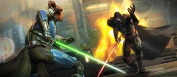 Article title about Star Wars: The Old Republic