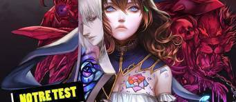 Article sur Bloodstained:  Ritual of the Night