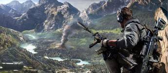 Article sur Sniper Ghost Warrior