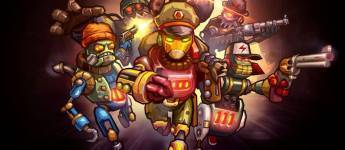 Article sur SteamWorld Heist