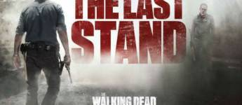 Article title about The Walking Dead