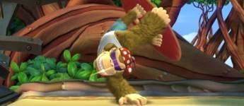 Article title about Donkey Kong Country: Tropical Freeze