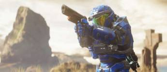 Article title about Halo 5: Guardians