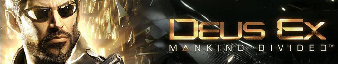 Deus Ex Mankind Divided at best prices
