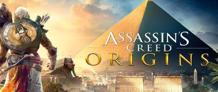 ASSASSINS CREED ORIGINS at best prices
