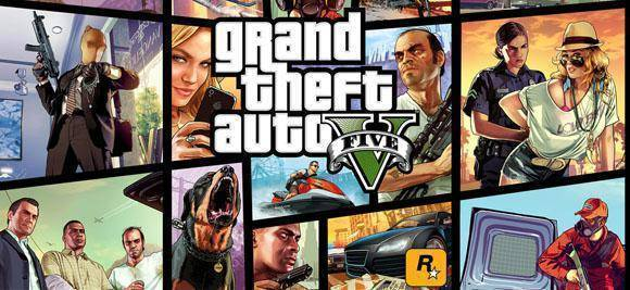 GTA 5 - Grand Theft Auto V from 33,24€