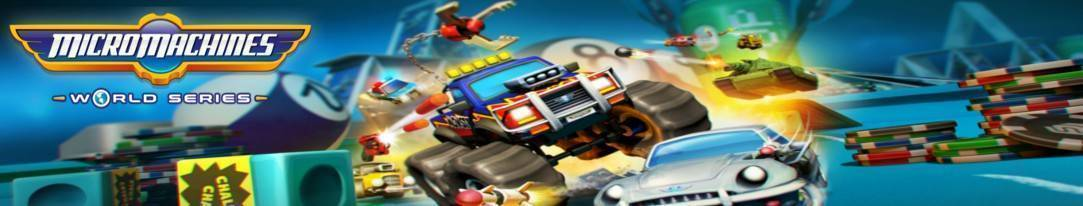 MICRO MACHINES WORLD SERIES at best prices