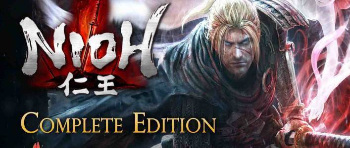NIOH: COMPLETE EDITION at best prices