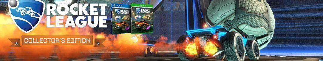 Rocket League Collectors Edition at best prices