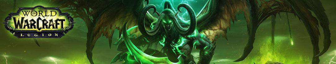 World of Warcraft Legion at best price