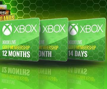 Xbox Cards