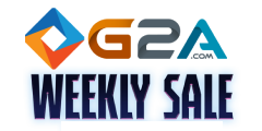 G2A Weeklysale at Gocdkeys
